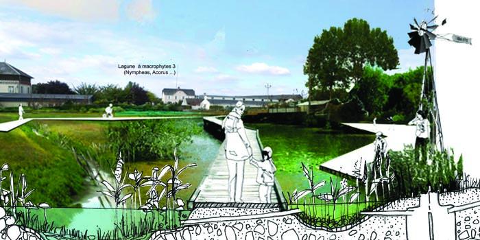 Quartier re-source – concours d'idées St Clément des Levées