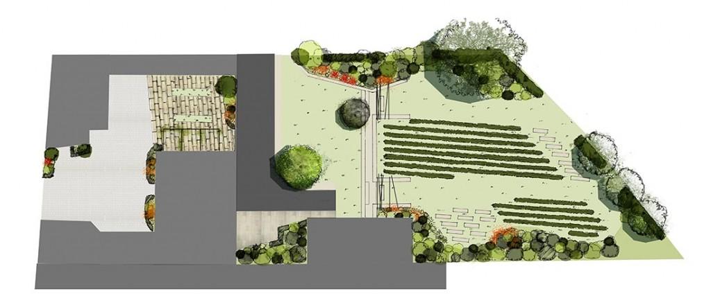 Jardin De Vignes Parc Priv Pour Un G Te Haut De Gamme